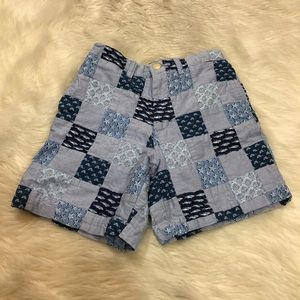 Vineyard Vines Boys Patchwork Nautical Shorts 7
